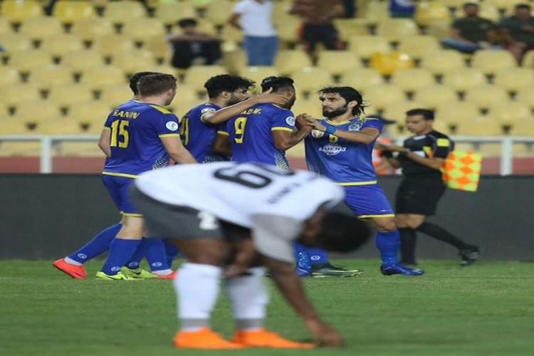 الصقور تمطر شباك نادي كربلاء برباعية في دوري الكرة الممتاز