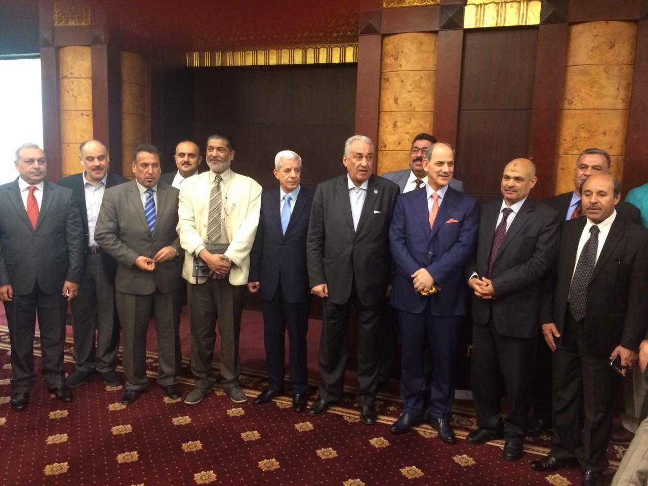 المحكمة العربية للتحكيم – تختار الشيخ حسين الخوام رئيساً لها في العراق