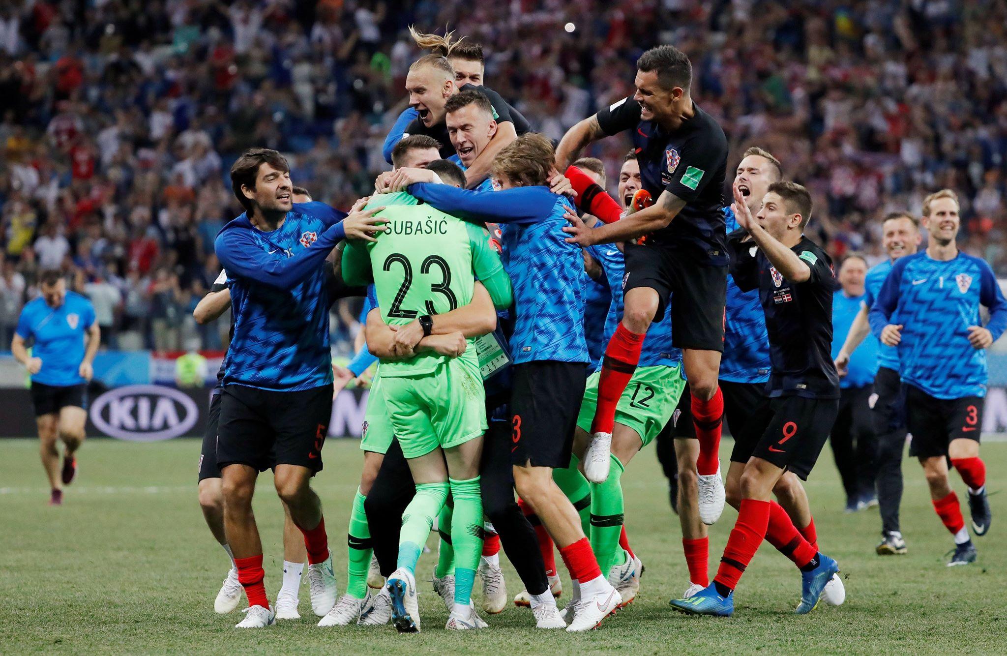 لاول مرة في تاريخها .. كرواتيا تبلغ نهائي مونديال كأس العالم