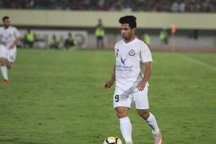 الزوراء يودع لاعبه حسين علي