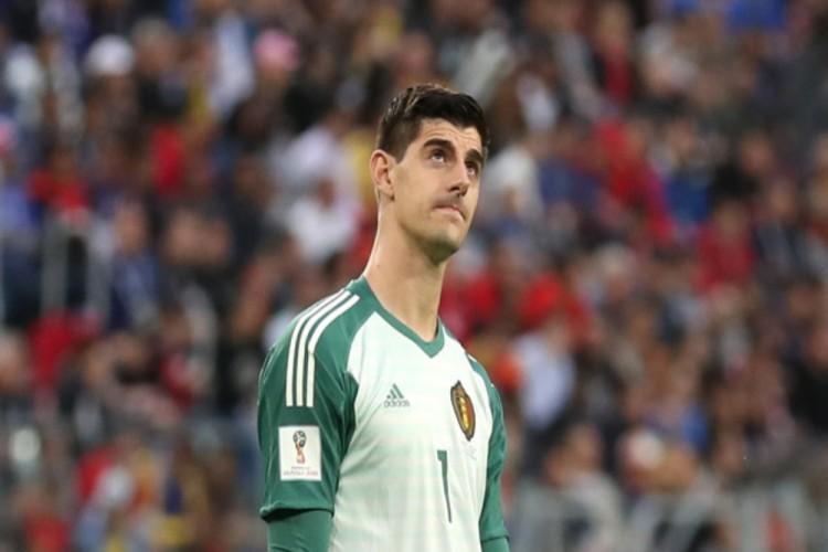 حارس بلجيكا: من المحبط جدا أن تلعب ضد فريق يدافع طيلة اللقاء