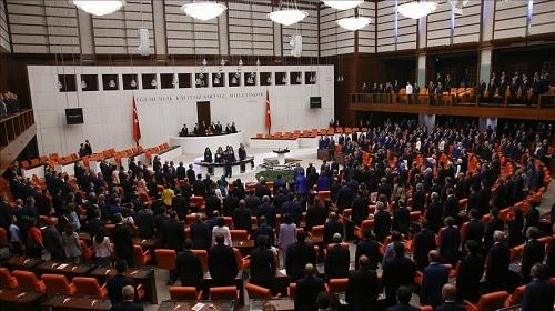 تركيا.. النواب الجدد يؤدون اليمين الدستورية بحضور اردوغان