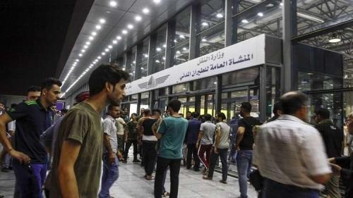 إدارة مطار النجف تعلن جاهزيته لاستقبال الرحلات الجوية وتتهم مسؤولين وراء التخريب