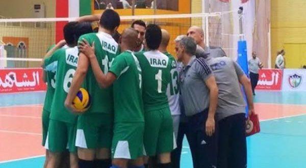16 لاعبا في قائمة طائرة العراق لمعسكر بلغاريا استعدادا لتحدي الأسيوي