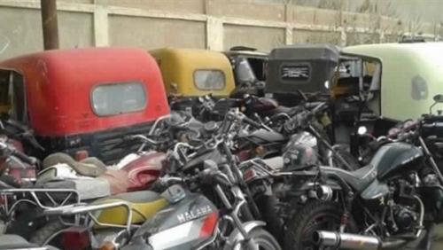 القبض على سارق الدراجات النارية في كربلاء المقدسة