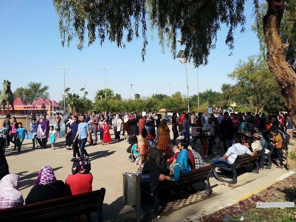 أمانة بغداد تعلن خطتها الخاصة بعيد الأضحى وتؤكد أن الدخول لمتنزه الزوراء مجاناً