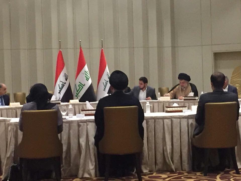 """""""بغداد تايمز"""" تنشر لكم نص بيان زعماء وقادة الكتل السياسية بعد اجتماع الكتله الاكبر"""