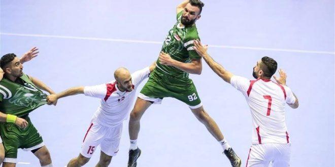 منتخبنا الوطني بكرة اليد يخسر رهانه امام قطر في دورة الألعاب