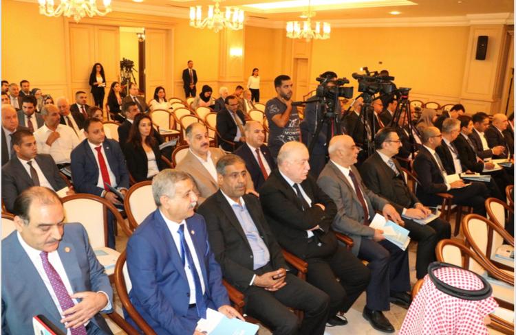 المجلس الاقتصادي العراقي يشارك في اعمال مؤتمر تنمية الاقتصاد العراقي الاول