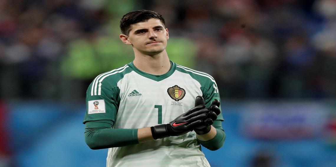 رسميا .. البلجيكي تيبو كورتوا ينضم لريال مدريد