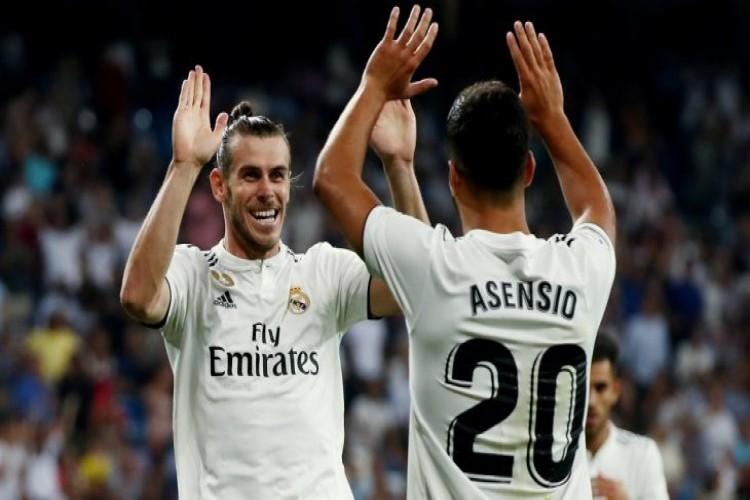 ريال مدريد يفتتح مشواره في الليغا بانتصار على خيتافي بهدفين