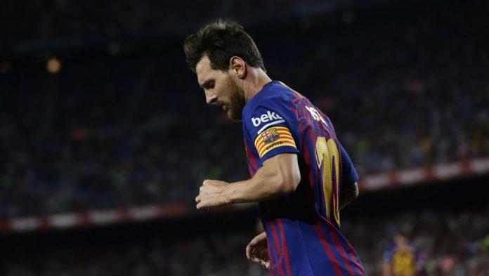 مدرب برشلونة يُلمح إلى غياب ميسي عن لقاء أتلتيك بلباو