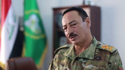 قائد عمليات نينوى : مقتل ارهابيين وتدمير مضافات في عملية عسكرية