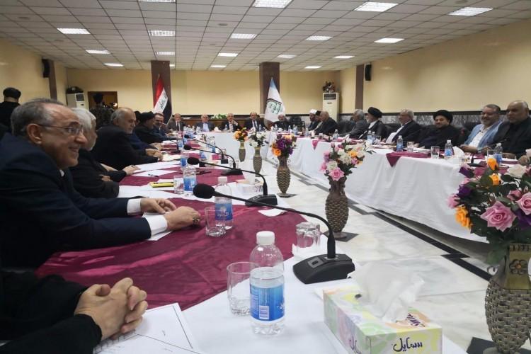 حزب الدعوة يصدر بياناً بشأن الخلافات بين ائتلافي النصر والقانون