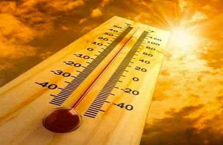 الأنواء: درجات حرارة اقل من 40 في اليومين المقبلين