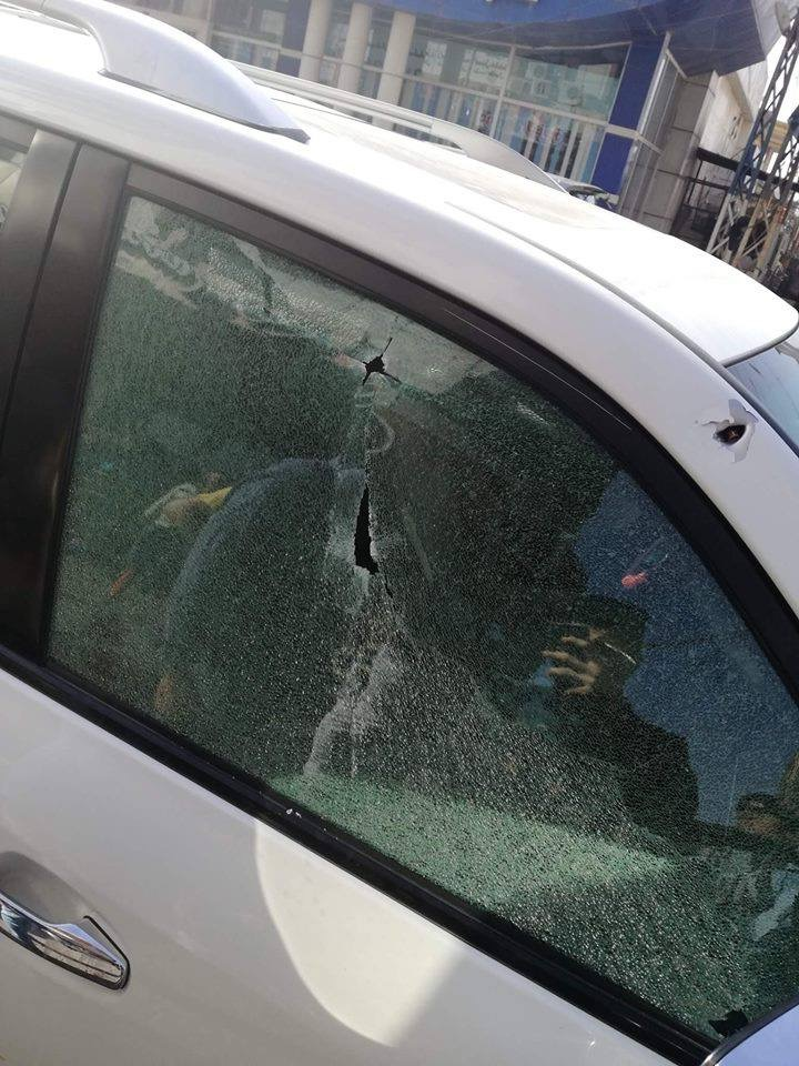 """اغتيال عضو منظمة الود لحقوق الإنسان الدكتورة """"سعاد العلي"""" في البصرة قرب مطعم الحسون بمنطقة العباسية قبل قليل"""