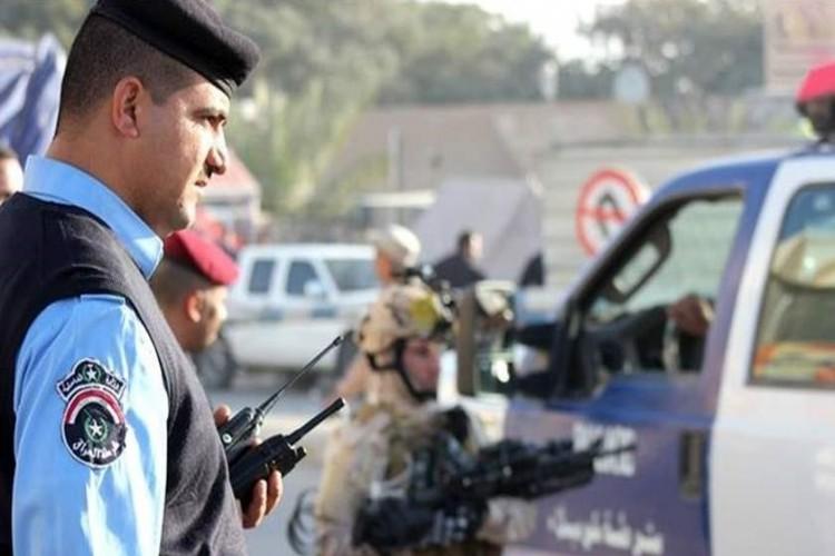 القوات الأمنية تلقي القبض على 9 متهمين وضبط ٦سيارات في بغداد