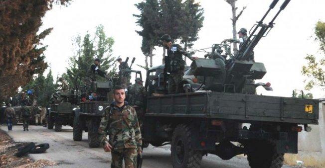 الجيش العربي السوري يحضر لعملية عسكرية كبيرة في ادلب