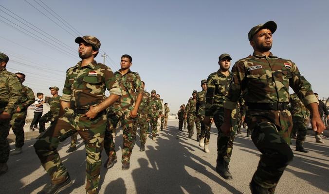 الحشد الشعبي يبدأ بالانتشار في النجف لمساندة القوات الأمنية لتأمين زيارة الأربعين