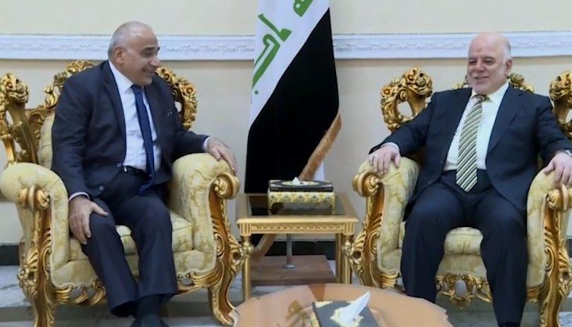العبادي: نفتخر بالاجواء الديمقراطية للانتقال السلمي بين الحكومات في العراق