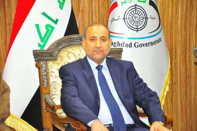 محافظ بغداد عطوان العطواني يحمل وزارة المالية عدم تعيين أربعة الاف من المحاضرين