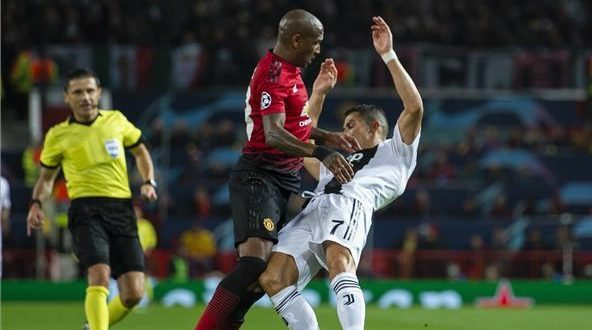 يوفنتوس يتغلب على مانشستر يونايتد بهدف نظيف في دوري الأبطال