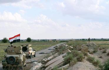 القوات الامنية تصد هجوما لداعش على الحدود العراقية السورية