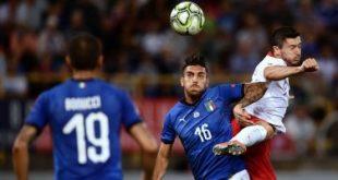 إيطاليا تتغلب على بولندا بهدف في الوقت قاتل
