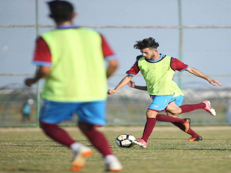 المنتخب الاولمبي يعود غدا الى بغداد بعد معسكره في تركيا تحضيراً للتصفيات الآسيوية