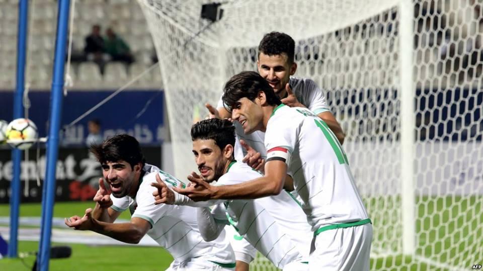 اليوم ..  منتخبنا الوطني يواجه الأرجنتين بالبطولة الرباعية في السعودية