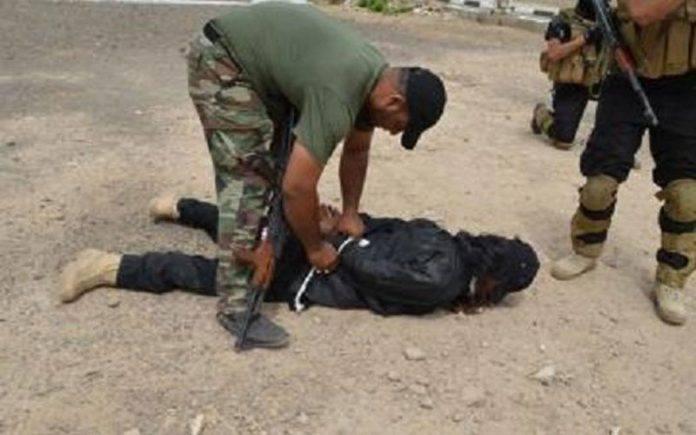 """بعد انتمائه لـ """"أشبال الخلافة"""" .. القوات الأمنية تعتقل إرهابياً في خانقين"""