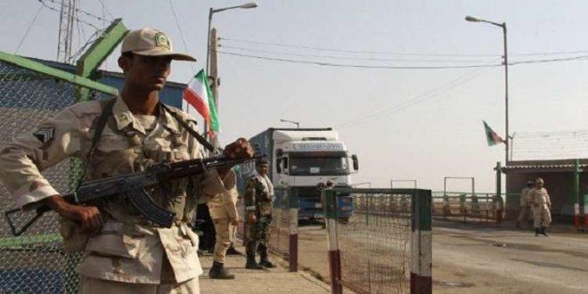 اختطاف 14 عنصرًا من حرس الحدود الايراني على الحدود مع باكستان