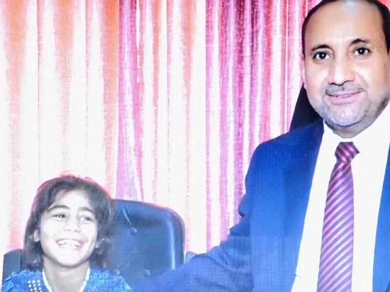 """محافظ بغداد يؤكد: لن نسمح لأي جهة بتبني الطفلة """"فرح"""""""