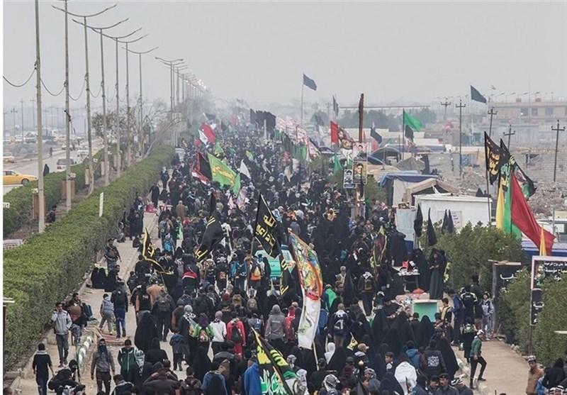 الفرات الأوسط تعلن نجاح الخطة الأمنية الخاصة بزيارة أربعينية الإمام الحسين (ع)
