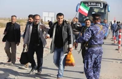 ايران… تسجل 550 الف زائر للاربعين وتعفي اخرين براً من ضريبة الخروج