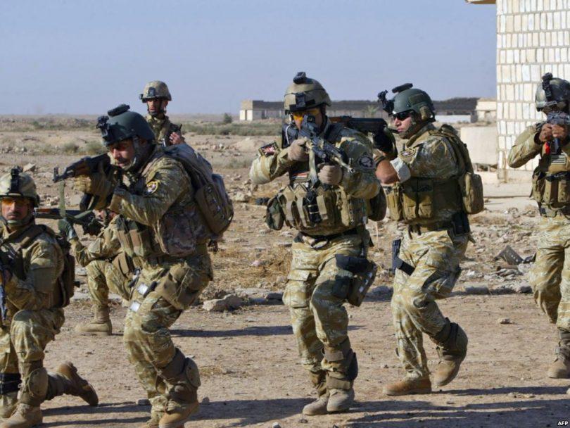 القوات الأمنية  تصد تعرضا لداعش في طوزخرماتو