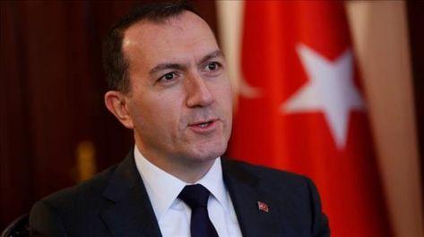 السفير التركي في بغداد يؤكد عزم بلاده افتتاح قنصلية في الموصل