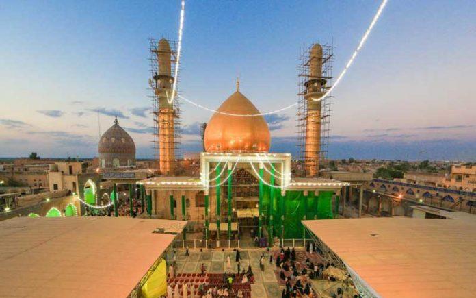 الحشد الشعبي يسخر آلياته لدعم زيارة ذكرى استشهاد الإمام العسكري (ع)