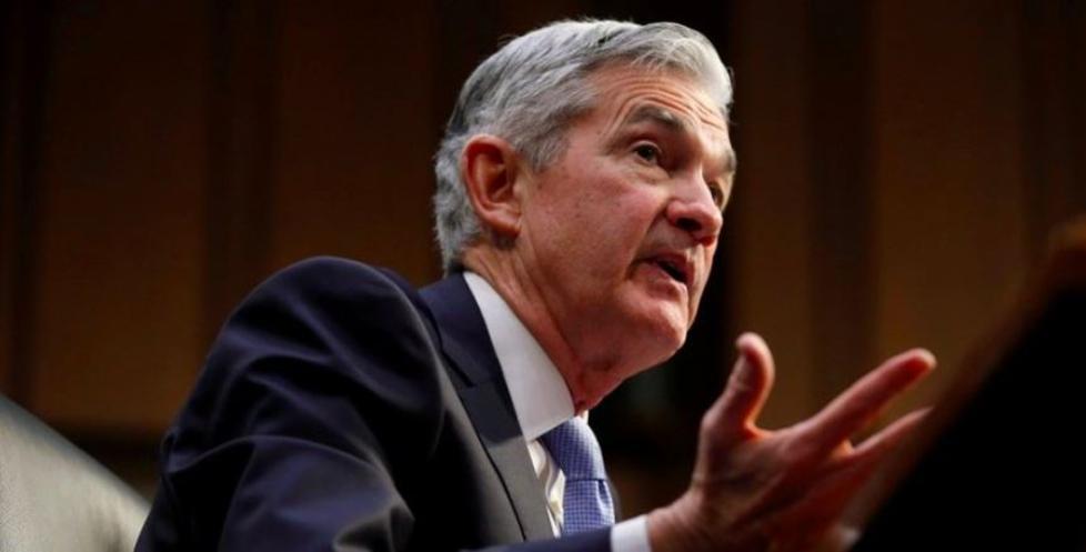 """رئيس الفدرالي الامريكي جيروم باول: لا نرى تقييمات """"مفرطة"""" في سوق الأسهم"""