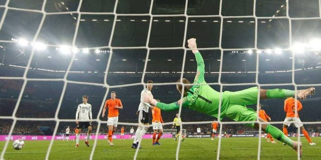 منتخب هولندا يحقق الريمونتادا على المانيا وتقصي بطل العالم من دوري الامم الاوروبية