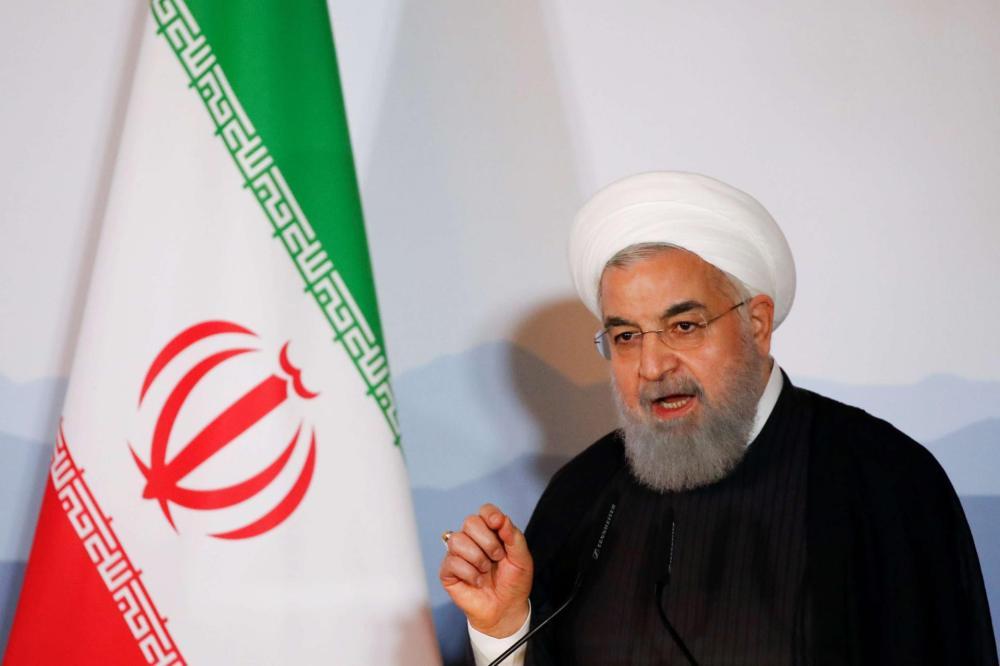 روحاني: إيران ستبيع النفط وستخرق العقوبات الأمريكية رغماً عنها