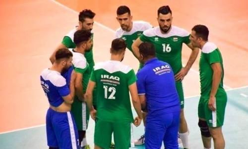 مصر والعراق يفوزان في البطولة العربية للطائرة