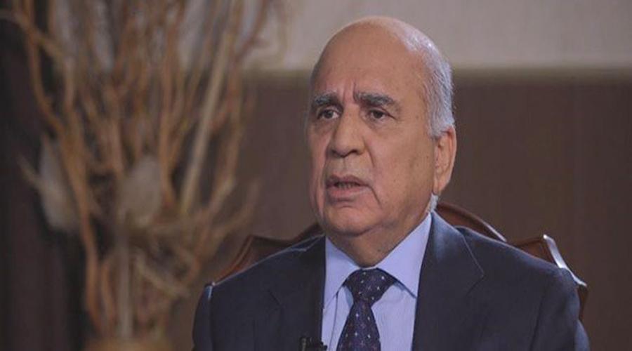 وزير الخارجية العراقي: ظريف أكد لي رغبة إيران بعراق قوي وأكدت له رغبتنا بعدم التدخل بالشؤون الداخلية