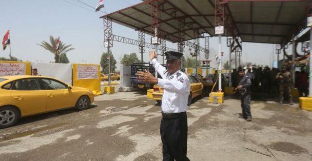 النزاهة تدعو محافظة بغداد إلى إعادة النظر في موقع سيطرة بغداد – جسر ديالى