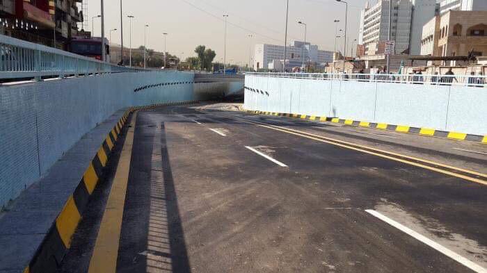 أمانة بغداد تعلن إحالة ستة أنفاق لأعمال الصيانة في الكرخ والرصافة