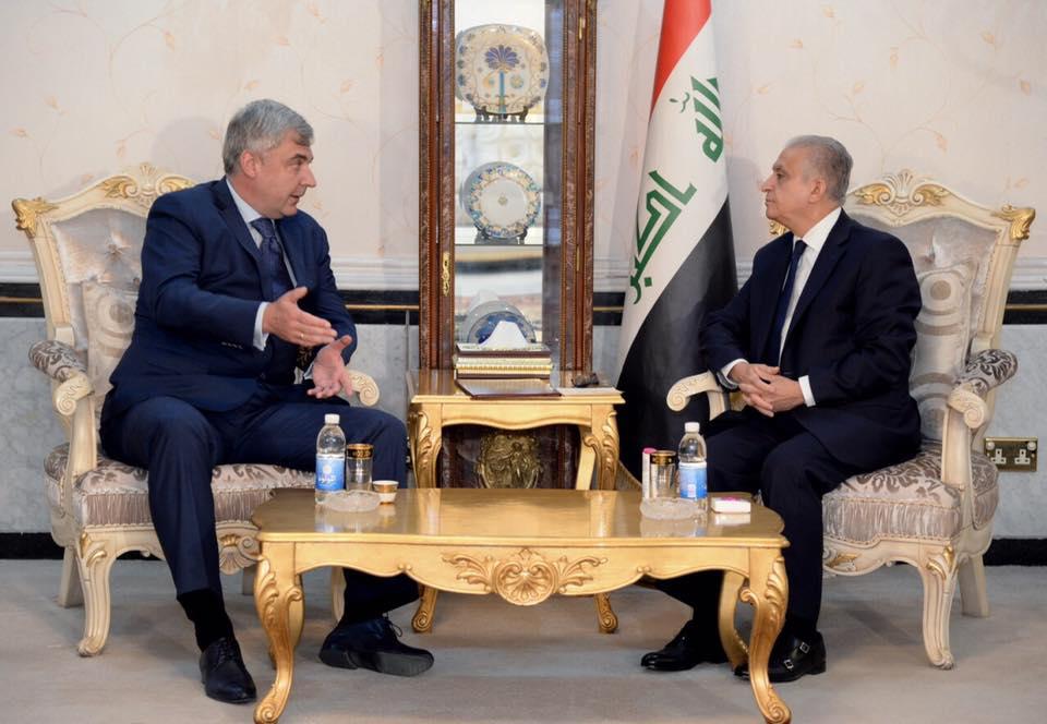 وزير الخارجية : العراق يسعى لحشد الدعم الدولي لإعمار البنى التحتية