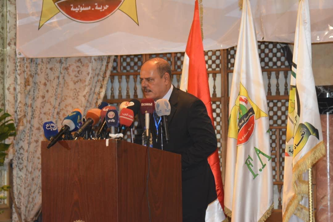 البيان الختامي لاجتماع الأمانة العامة لاتحاد الصحفيين العرب يؤكد اهمية حماية وصون الحريات الإعلامية