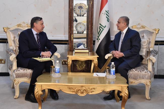 زيارة مرتقبة لوزير الخارجية الألماني الى بغداد