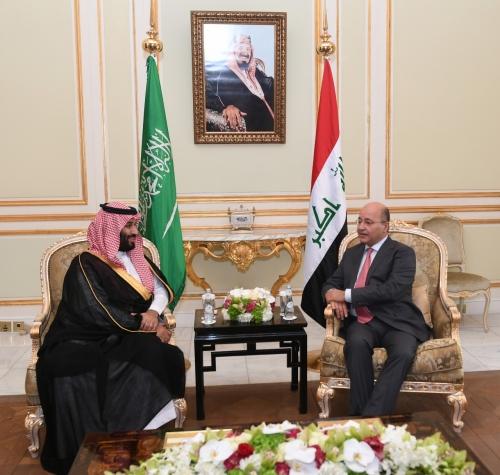 صالح لبن سلمان: المنطقة تحتاج للمزيد من الحوار لمعالجة التوترات