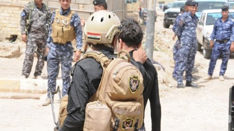 الداخلية تعلن القبض على 4 عصابات للخطف والقتل في بغداد